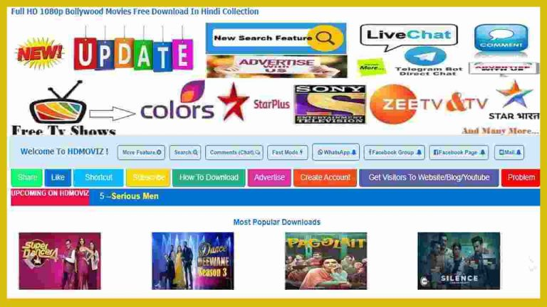 Full HD Bollywood Movies Download